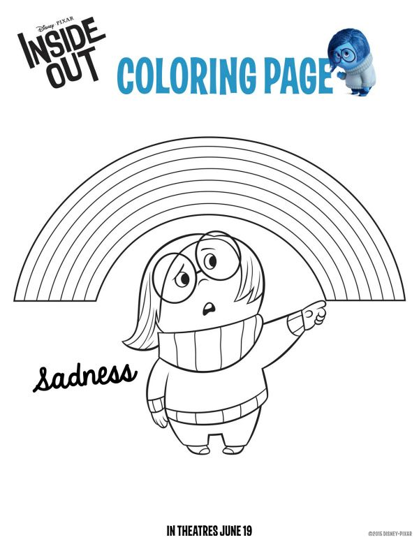 Colouring Pages Inside Out : 28 best coloring images on pinterest