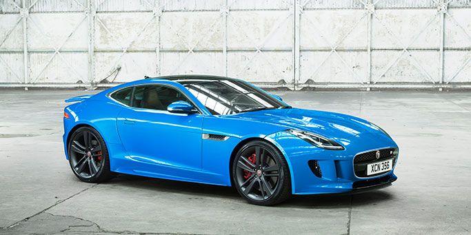 Jaguar F-TYPE   PRÉSENTATION