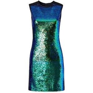 1000  ideas about Green Sequin Dress on Pinterest - Emerald gown ...