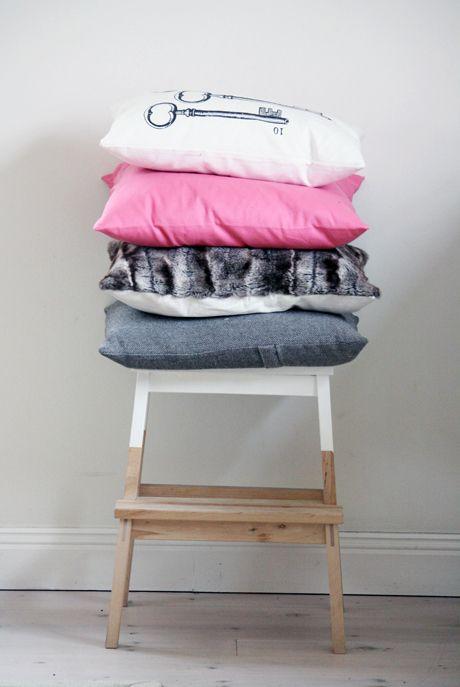 life as a moodboard: Scandinavian style - BEKVÄM step stool