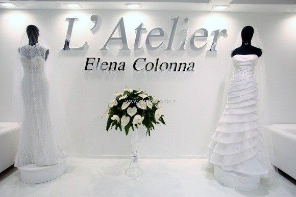 Abiti da sposa Atelier Elena Colonna. Eccellenza nel made in Italy artigianale