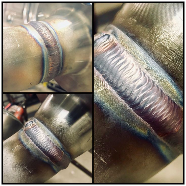 Local 43. 1 Inch Schedule 10 304 stainless pipe. 3/32 wire for Root Hot and Cap Pass.