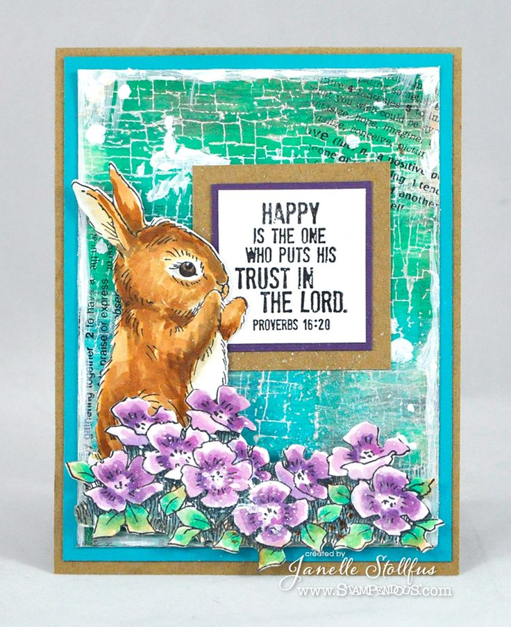 Stampendous and Perfect Paper Crafting Blog Hop FInale ...