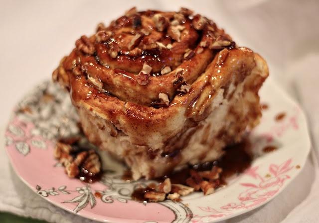 Sticky Buns (recipe) Pecan Rolls | Sweet foods | Pinterest