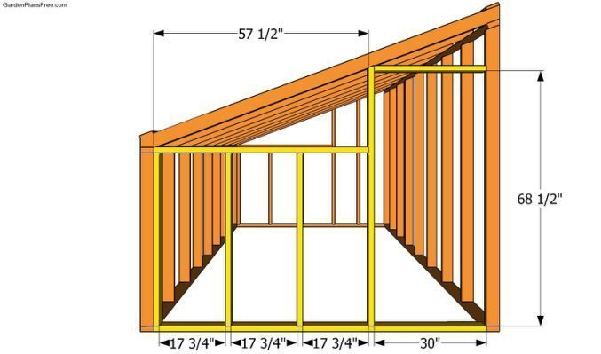Lean To Greenhouse Plans Free Home Greenhouse Lean To Greenhouse Greenhouse Plans