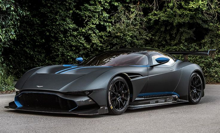 Aston Martin Vulcan on sale for £2.4 million - http://worldofcarsuk.co.uk/aston-martin-vulcan-sale-2-4-million/