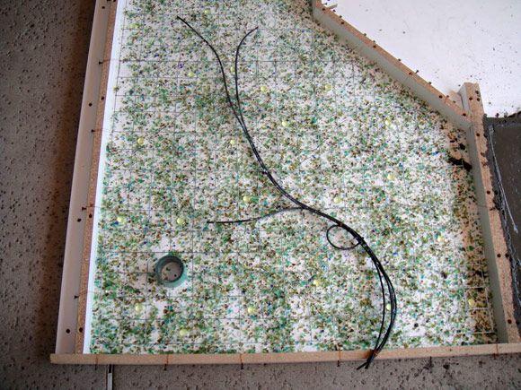 Битое стекло бетон купить ремонтные смеси для бетонных полов