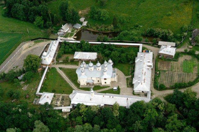 Manastirea Horaita.