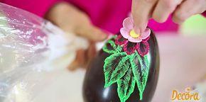 Come fare le uova di Pasqua in casa