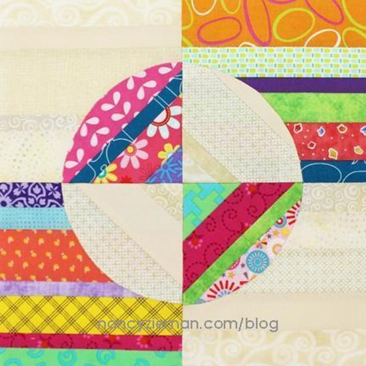 Free Quilt Extravaganza Block Of The Month 6 Craftsy
