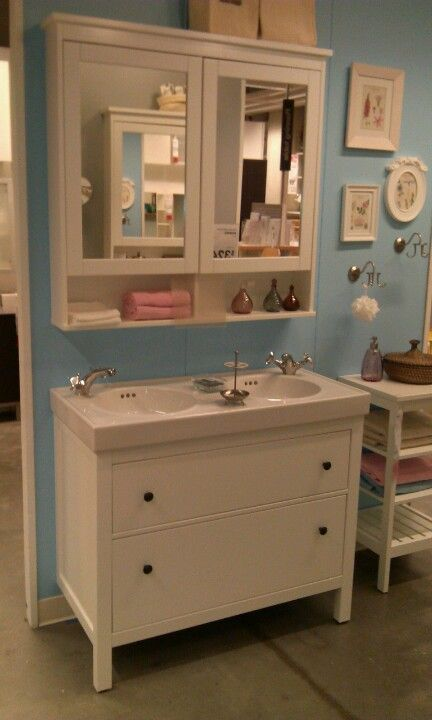 Bathroom Sink Cabinet At Ikea I Didn T Realize They Had Bathroom Vanties