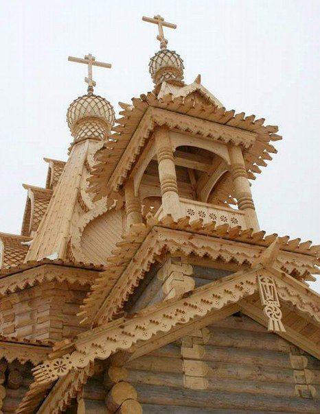 Arquitectura tradicional rusa