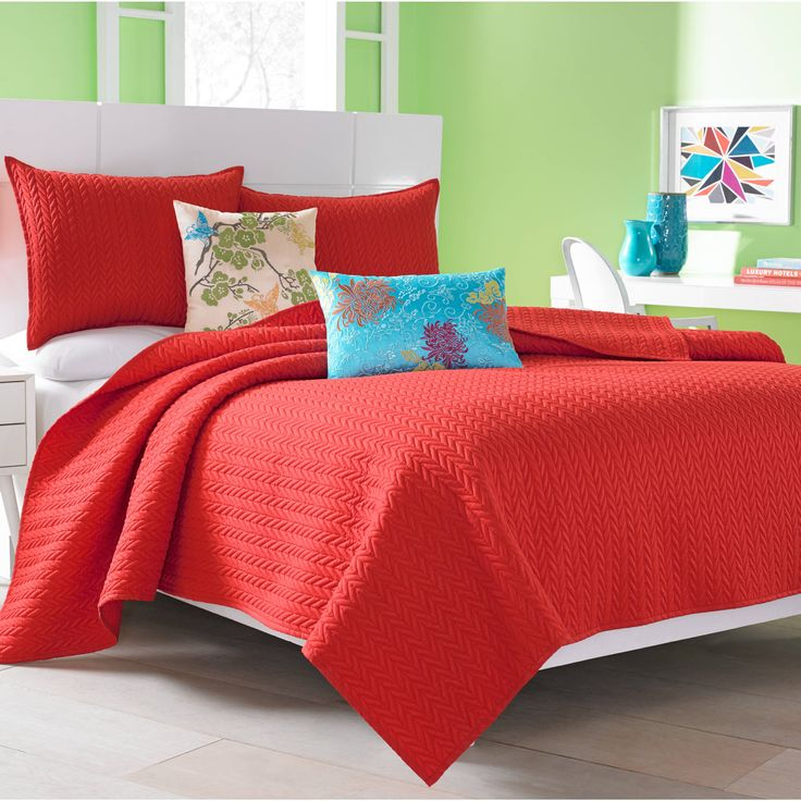 Five Queens Court Catori Oversized King Size Quilt in