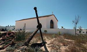 A chapel in Culatra