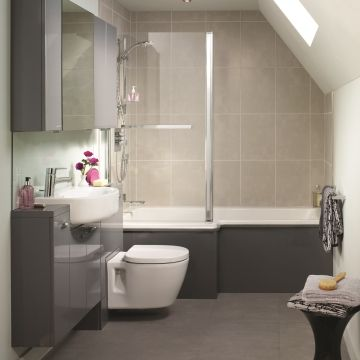 14 Best Bathrooms Images On Pinterest  Bath Design Bathrooms Prepossessing B And Q Bathroom Design Inspiration Design