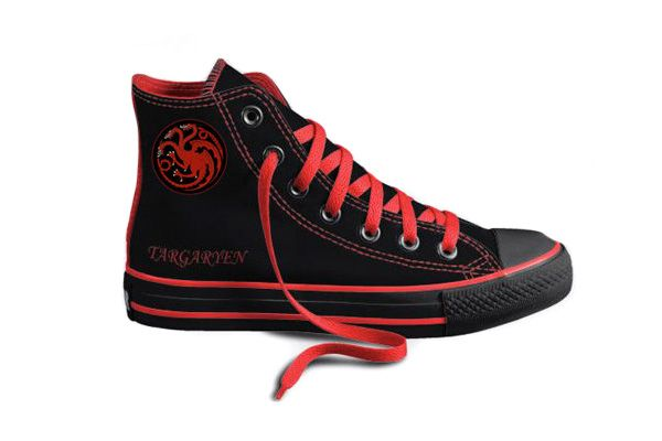 Games Of Thrones Converse <3