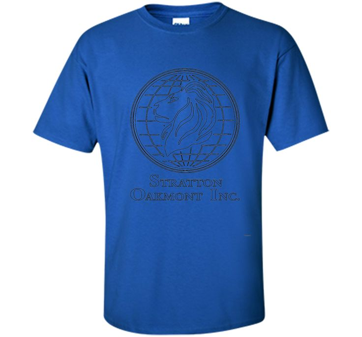 The Wolf of Wall Street Stratton Oakmont Inc. Scorsese tshirt