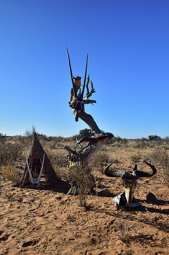 Red Dune Route, Boesmansrus, Kalahari, Northern Cape, South Africa   by South African Tourism