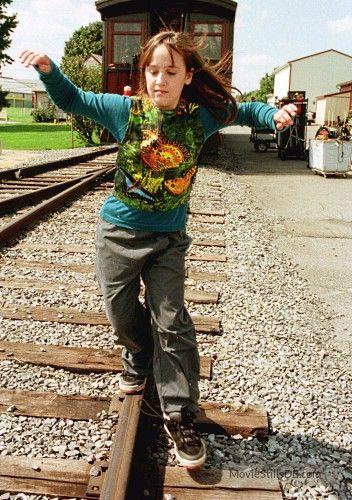 Thomas and the Magic Railroad - Publicity still of Mara Wilson