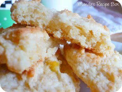 pineapple cookies: Cookies Brownies, Cookies Cookie Bars, Sweets Recipes, Cuckoo S Pineapple, Sweet Treats, Recipe Box, Pineapple Cookies, Grandma Cuckoo S