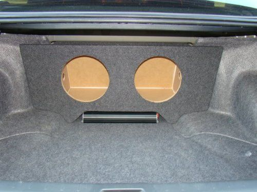 Save $ 10 order now Zenclosures 2008-2012 Honda Accord 2-12″ Subwoofer Box