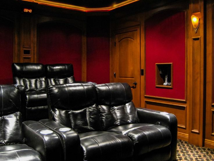 22 Best Home Theatre Room Images On Pinterest Cinema