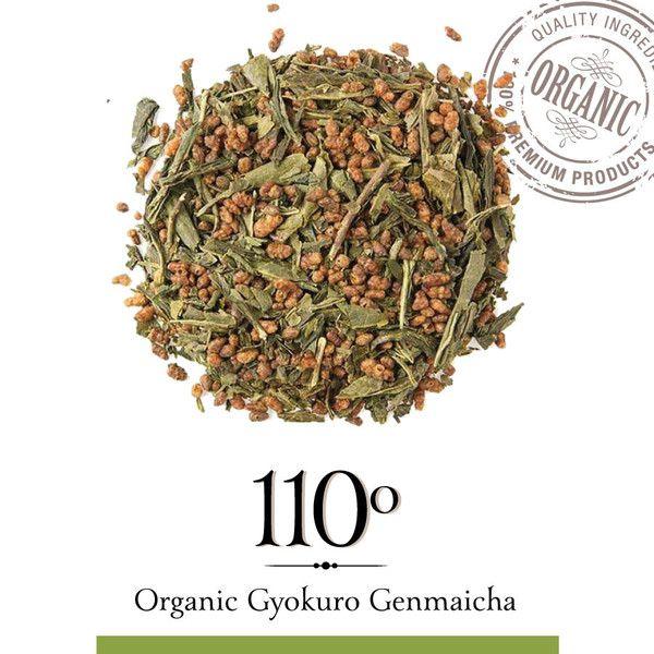 110 ORGANIC GYOKURO GENMAICHA