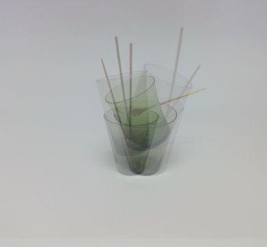 high&dry  zerunianandweisz.  copper handmade / vintage glass  7000blows Wilhelm Wagenfeld Kaj Franck  @Stefan Zeisler