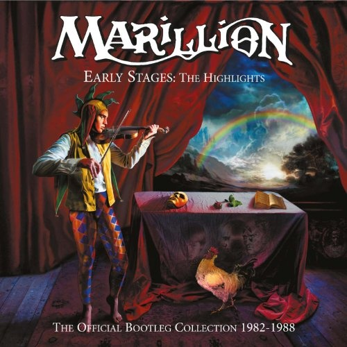 Marillion - Early Stages: Highlights