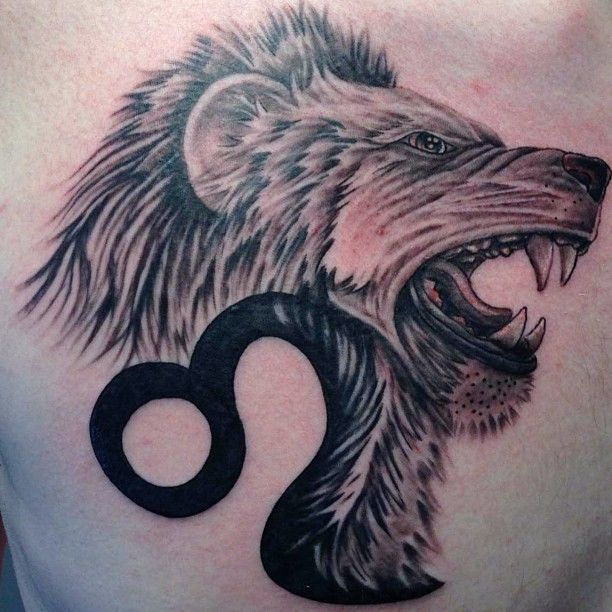 45 Best Leo Tattoos Designs Ideas For Men And Women With: 22 Best Leo Sign Tattoos For Men Images On Pinterest