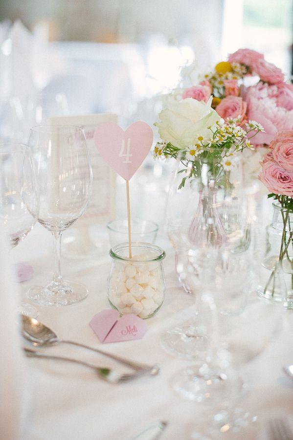 Blumen …   – Hochzeitsdeko