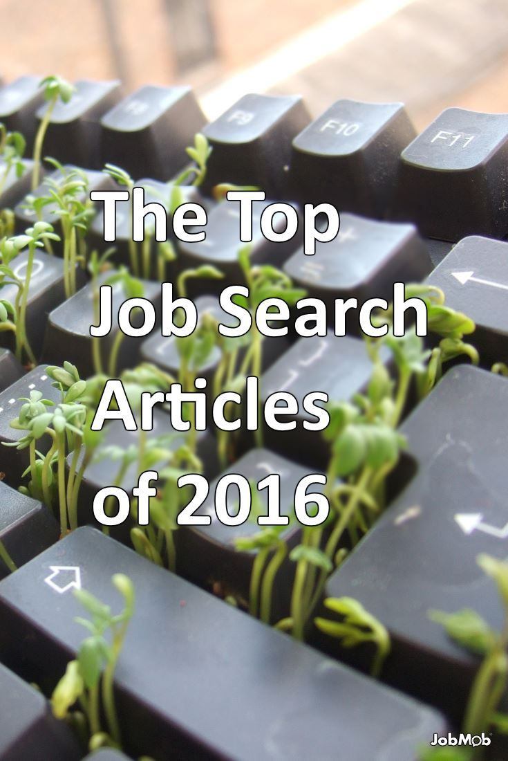 The Top Job Search Articles of 2016 https://jobmob.co.il/tj16p 60+ job search experts' most popular job search articles from this past year #topjobsearch2016 via @jacobshare
