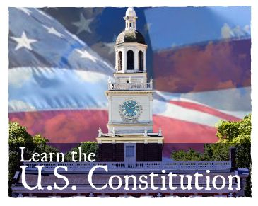 Songs to help memorize facts about the Constitution, 50 states and capitals, etc