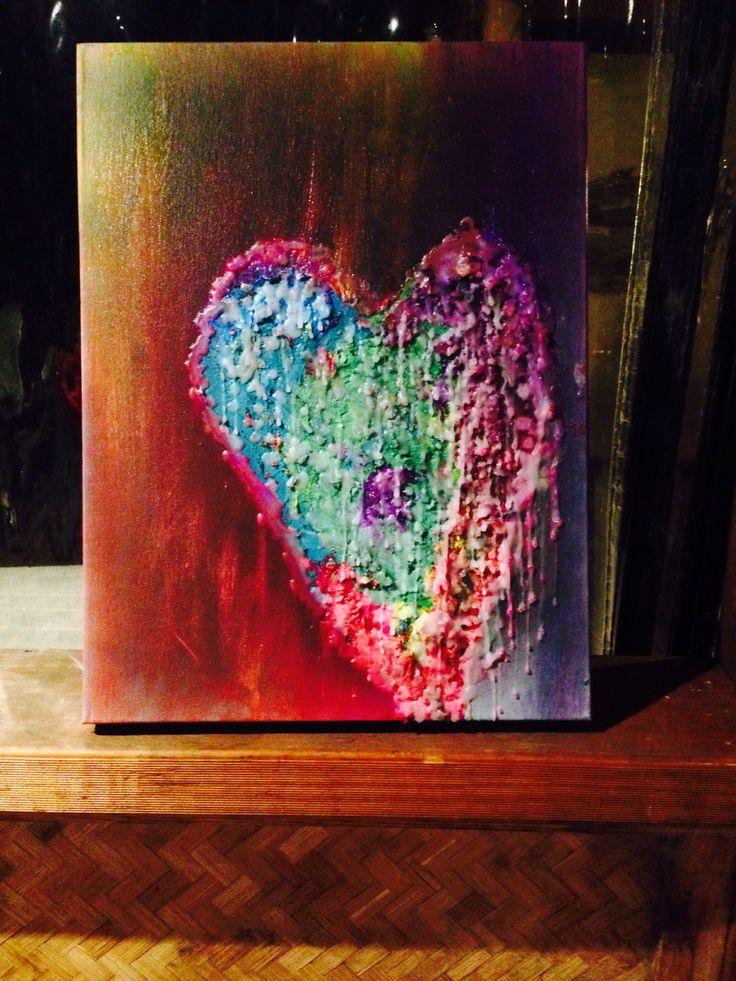 'Molten Hearts' - CJ