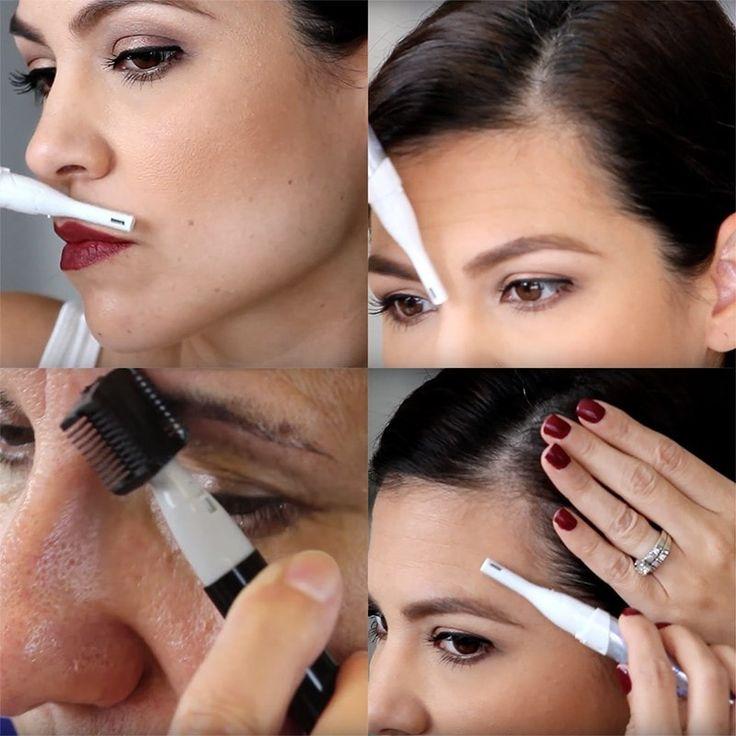 Precision Facial Hair Trimmer