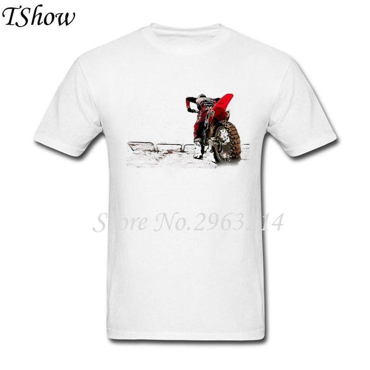 Scrambledo Motocross T Shirt