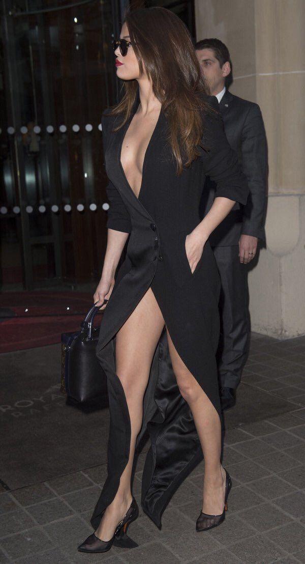 Selena Gomez in Paris   3/8/16.