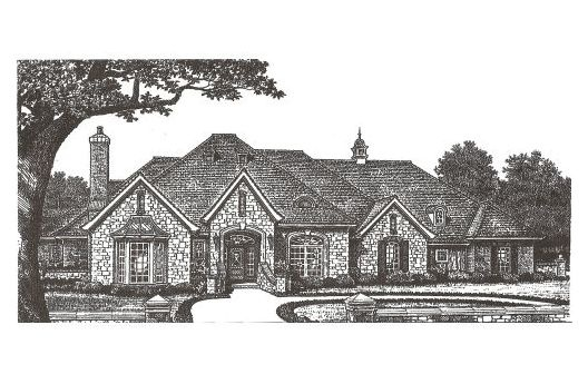 House Plan #310-334 exterior | Tim--for the house