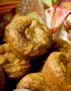 Gluten-Free Pumpkin Muffins with Quinoa Flour and more of the best quinoa flour recipes