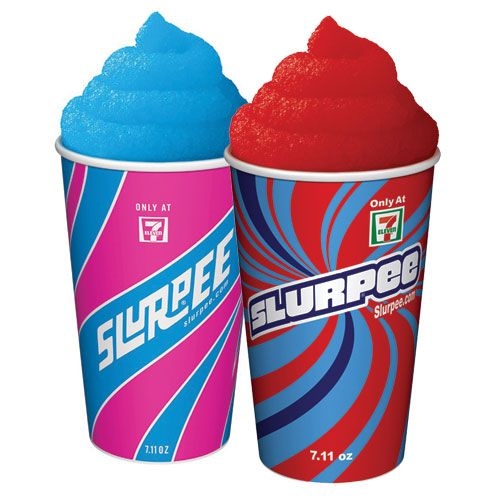 Winnipeg is the Slurpee Capital of the World. Winnipeggers average more than 188,000 slurpees a month even though it's one of the coldest places in Canada!