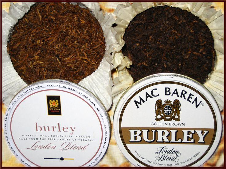 Pipetobacco Brand: Mac Baren Blend: Burley London Blend Blender: Mac Baren Type: Burley Country: Denmark Cut: Broken Flake Tobaccos: Burley, Virginia Strength: Mild-Medium Room Note: Mild Tin Size: 100g Tin Ages: 1980s / 2012 http://pipesmagazine.com/blog/pipe-tobacco-reviews/mac-baren-burley-london-blend-tobacco-review/