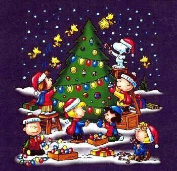 Snoopy Christmas!