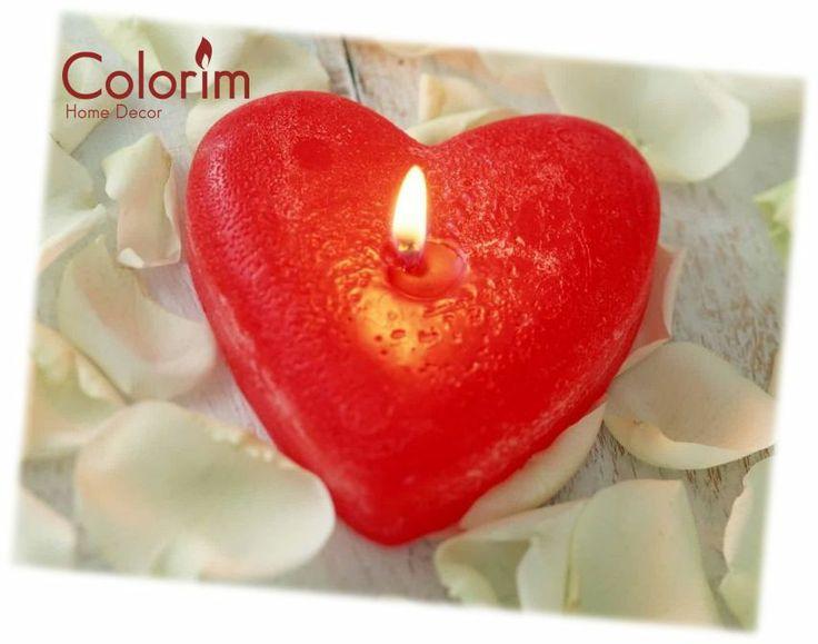 Corazón Flotante COLORIM,