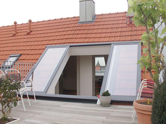 die besten 25 dachgauben ideen auf pinterest gauben ideen schuppen dachgaube und dachfenster. Black Bedroom Furniture Sets. Home Design Ideas