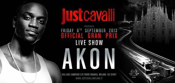 Just Cavalli & Akon