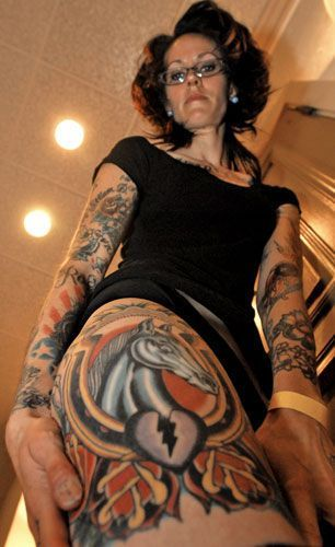 ... private tattoos body art art lady tucson art shows hotels tattoos and