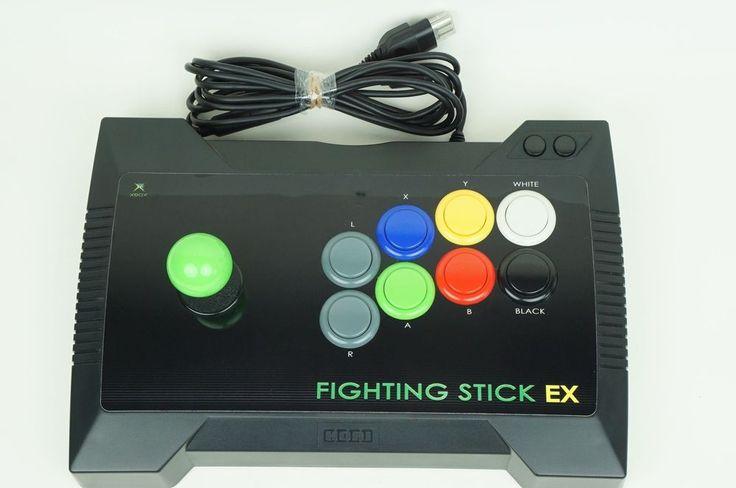 Hori XBOX ARCADE STICK fighting stick EX