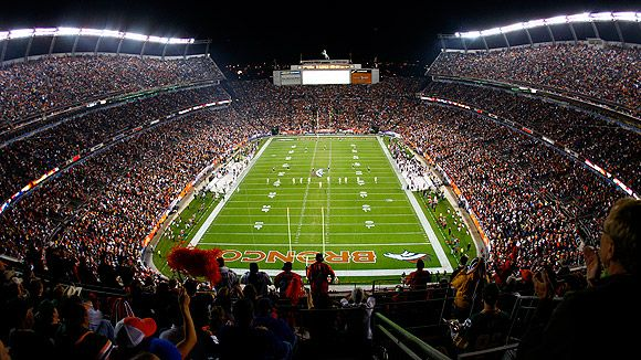 Sports Authority Field at Mile High, Denver