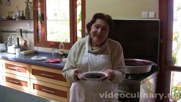 Варенье из черной смородины - фото-рецепт и видео рецепт