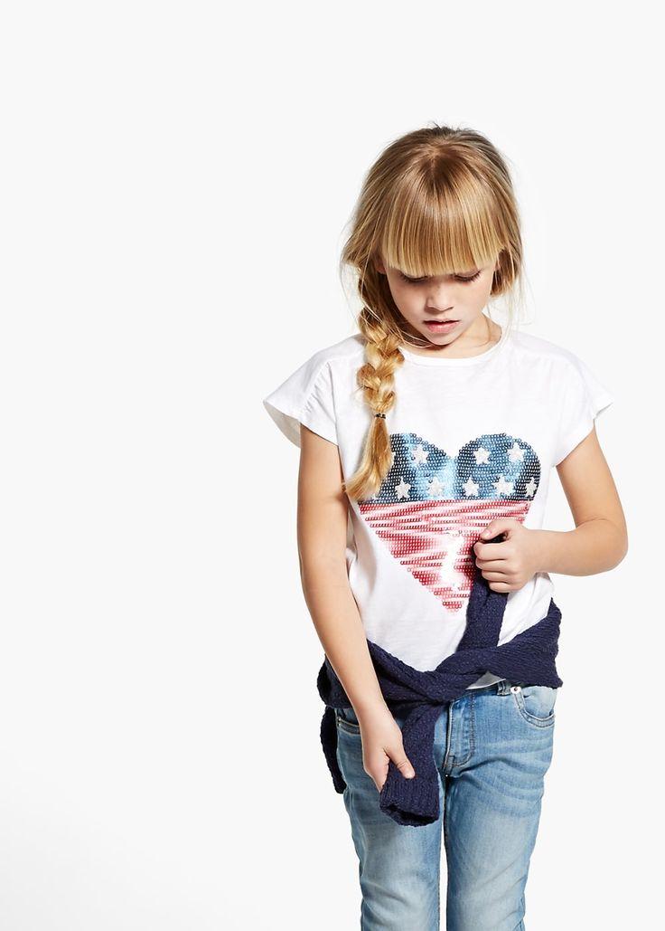 T-shirts de Roupa | MANGO Outlet Portugal